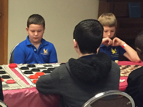 ACE Junior Convention Checkers Competition